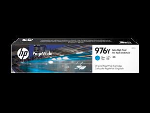 HP 976Y 超高打印量靛藍原廠 PageWide 墨盒