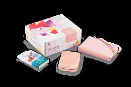 禮盒-HP Sprocket 相片打印機(新版)-霧粉紅