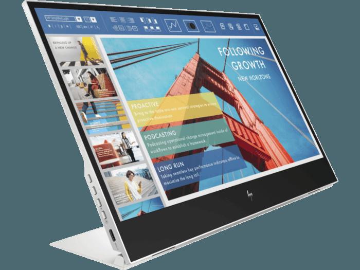 HP E14 G4 Portable Monitor