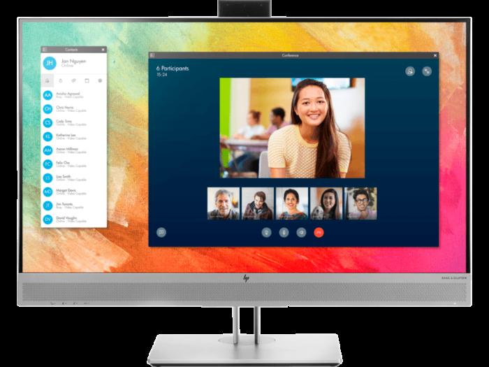 HP EliteDisplay E273m27 吋顯示器