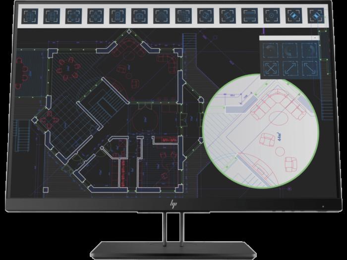 HP Z24iG2 24 吋顯示屏
