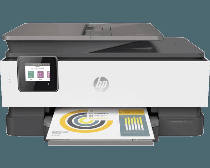 HP OfficeJet Pro 8020 多合一打印機