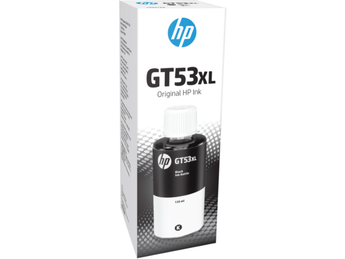 HP GT53XL 135-ml Black Original Ink Bottle