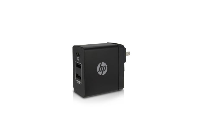HP USB Wall Charger USB-C PD x 1 + USB-A x 2