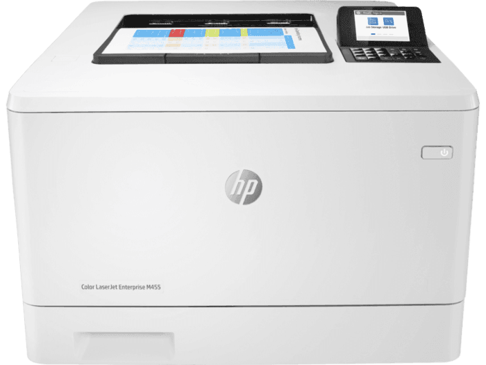 HP Color LaserJet Enterprise M455dn