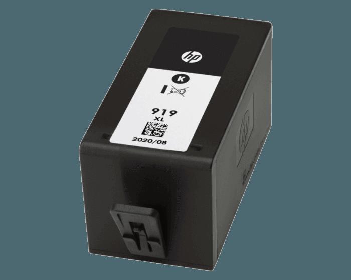 HP 919XL High Yield Black Original Ink Cartridge