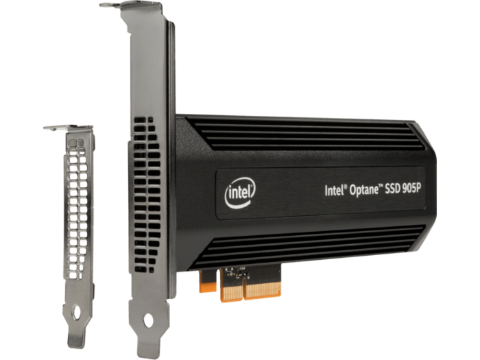Intel Optane 280GB PCIe x4 Card Solid State Drive