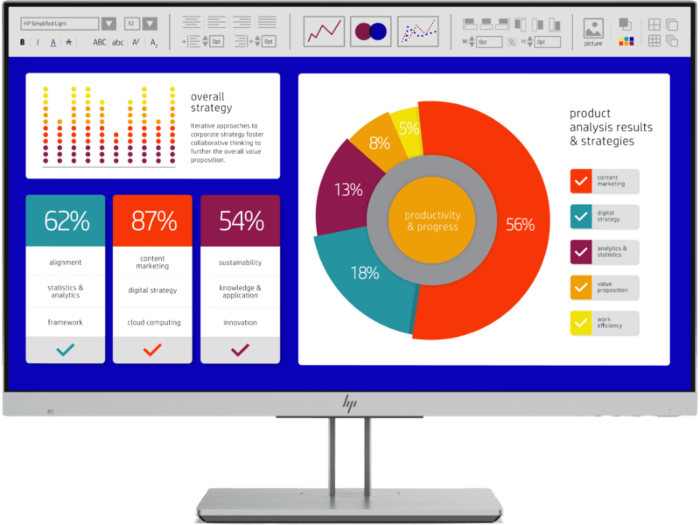 HP EliteDisplay E243p 23.8 吋 Sure View 顯示器