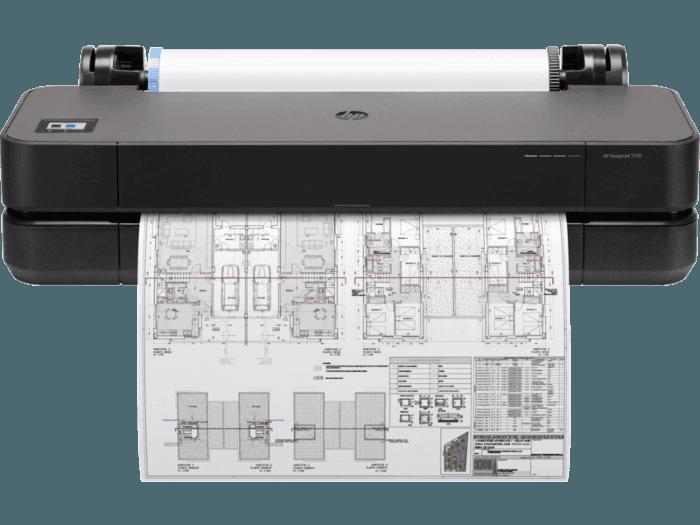 HP DesignJet T250 24-in Printer