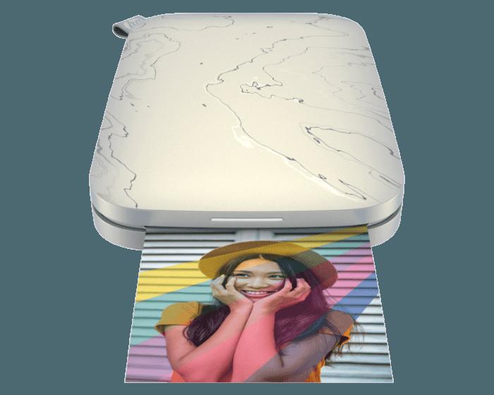 HP Sprocket Select Photo Printer (Eclipse)