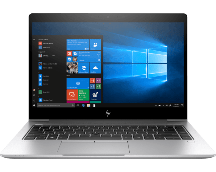 HP EliteBook 840 G6 筆記簿型個人電腦