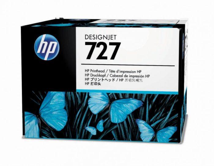 HP 727/732 DesignJet 打印頭