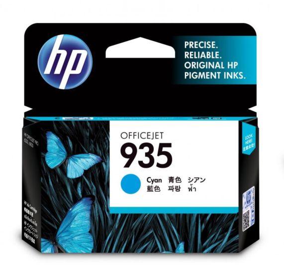 HP 935 綻藍原廠墨盒