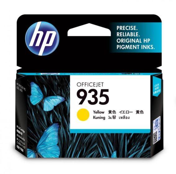 HP 935 Yellow Original Ink Cartridge