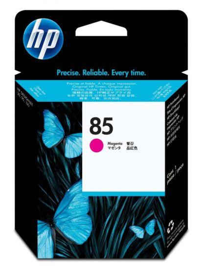 HP 85 洋紅色 DesignJet 打印頭