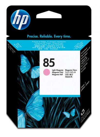HP 85 淺洋紅色 DesignJet 打印頭