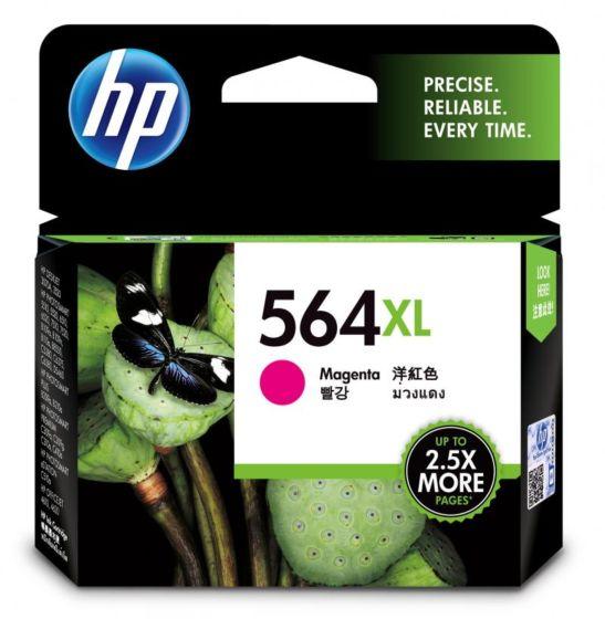 HP 564XL 高容量洋紅原廠墨盒