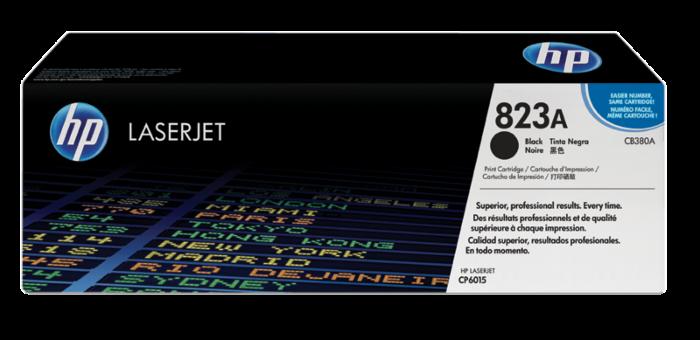 HP 823A Black Original LaserJet Toner Cartridge
