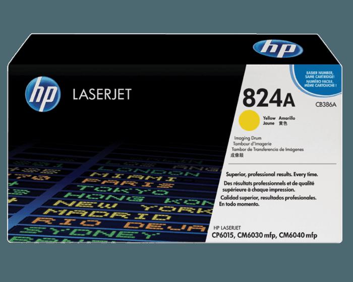 HP 824A Yellow LaserJet Image Drum