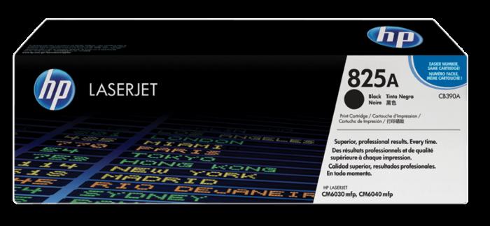 HP 825A 黑色原廠 LaserJet 碳粉盒