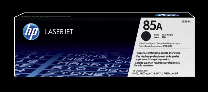 HP 85A 黑色原廠 LaserJet 碳粉盒