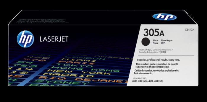 HP 305A 黑色原廠 LaserJet 碳粉盒