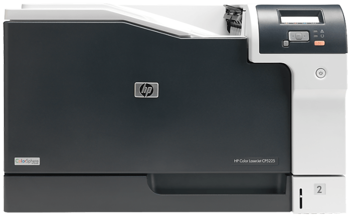 HP Color LaserJet Professional CP5225dn 打印機