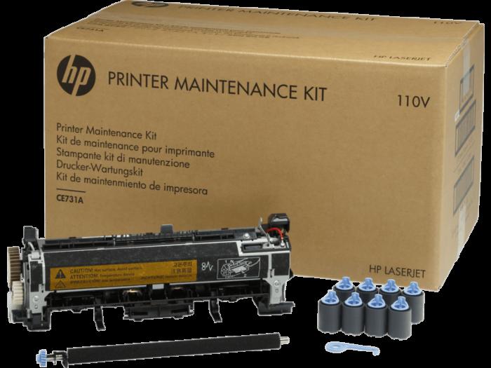 HP LaserJet CE732A 220V Maintenance Kit