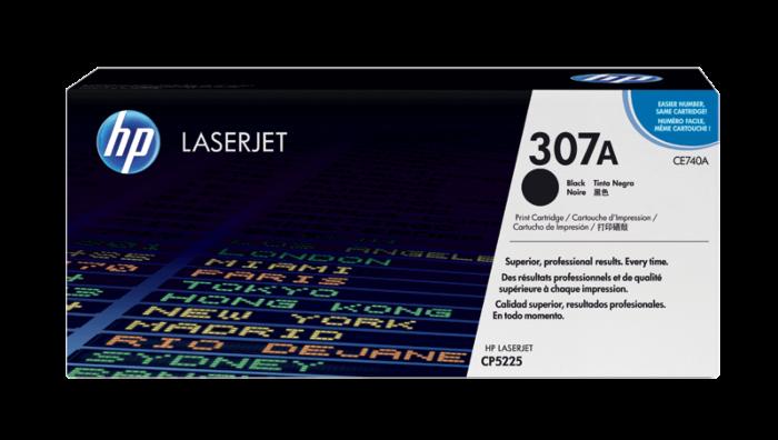 HP 307A 黑色原廠 LaserJet 碳粉盒