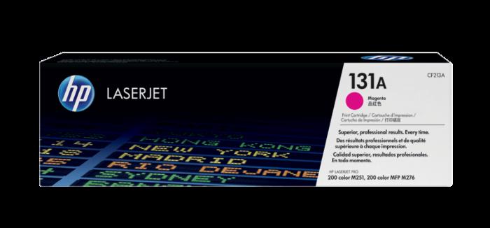 HP 131A 洋紅原廠 LaserJet 碳粉盒