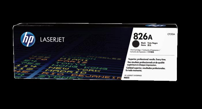 HP 826A 黑色原廠 LaserJet 碳粉盒