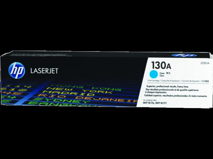 HP 130A 綻藍原廠 LaserJet 碳粉盒