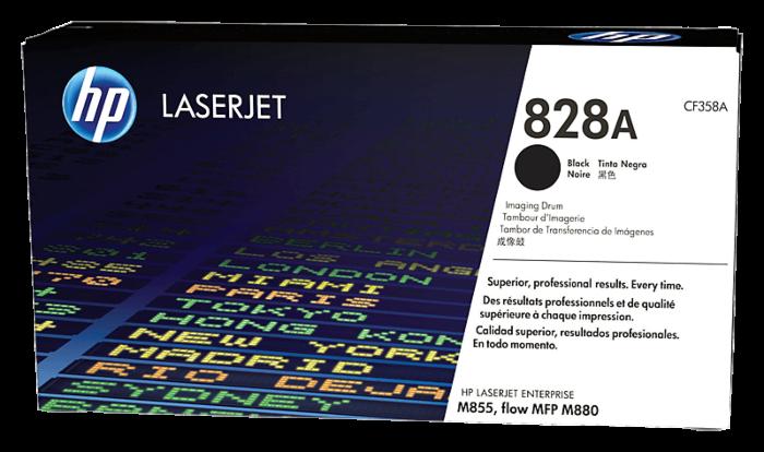 HP 828A 黑色 LaserJet 影像硒鼓