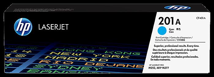 HP 201A 靛藍原廠 LaserJet 碳粉盒