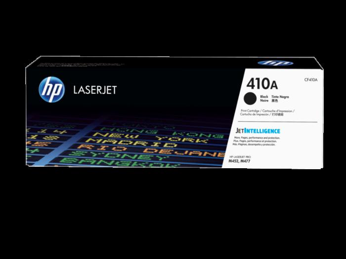 HP 410A 黑色原廠 LaserJet 碳粉盒