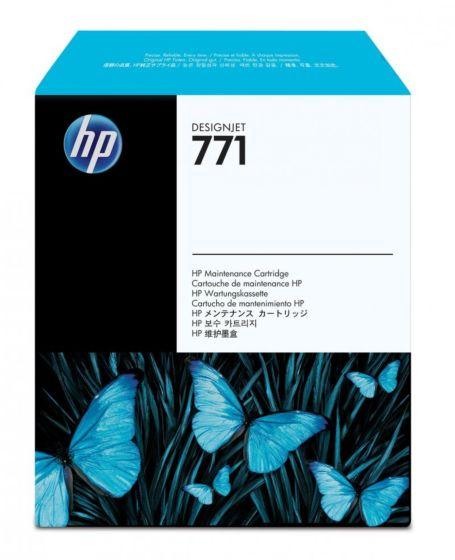 HP 771 DesignJet 檢修墨盒