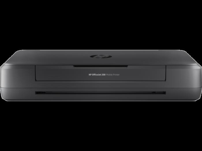 HP OfficeJet 200 流動打印機