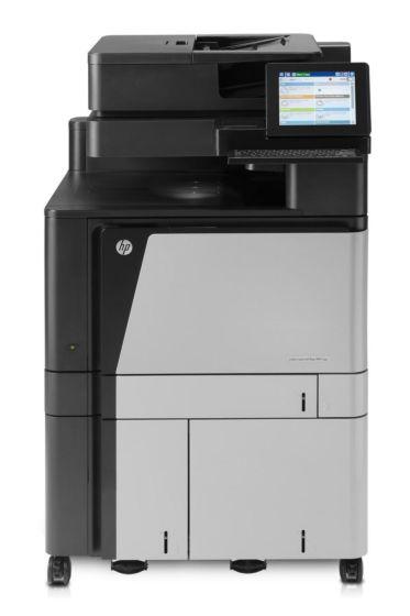 HP Color LaserJet Enterprise flow 多功能打印機 M880z+ 近距離無線通訊 /無線直捷打印