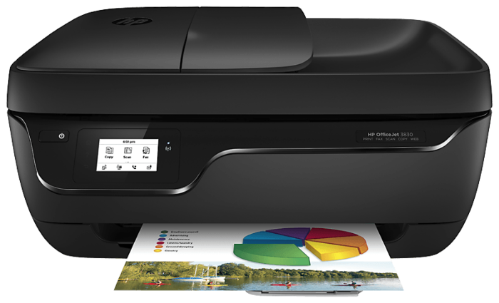 HP OfficeJet 3830 All-in-One 打印機