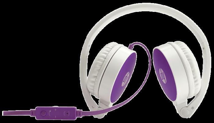 HP H2800 紫色耳筒