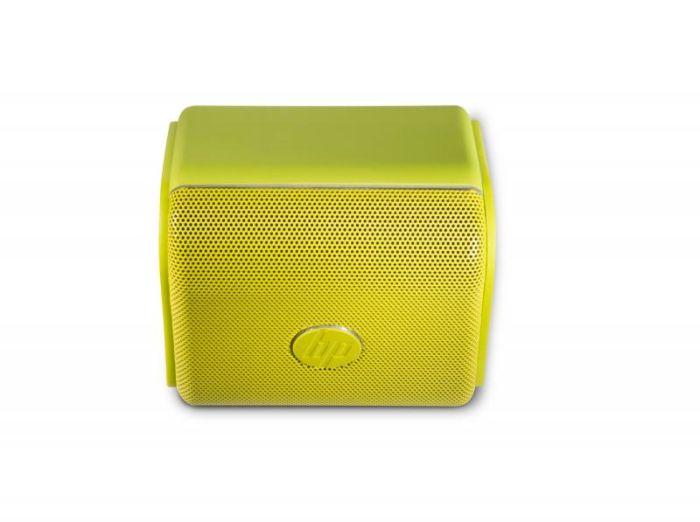 HP Roar Mini Neon Green Wireless Speaker