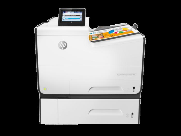 HP PageWide Enterprise Color 556xh