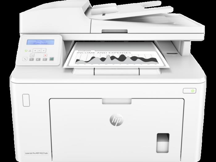 HP LaserJet Pro M227sdn 多功能打印機