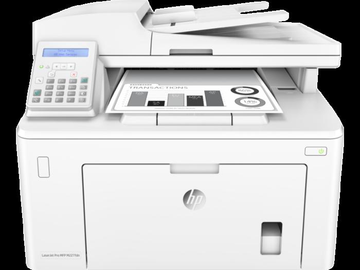 NEW HP LaserJet Pro MFP M227fdn G3Q79A