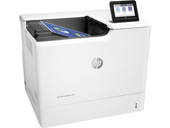 HP Color LaserJet Enterprise M653dn | HP Online Store