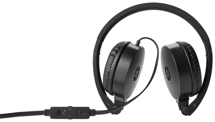 HP H2800 黑色耳筒