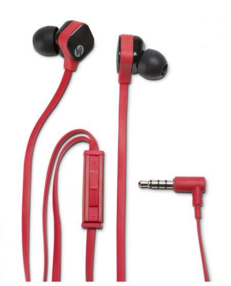 HP H2310 Red/Black In-ear Headset