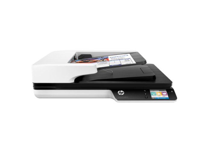 HP ScanJet Pro 4500 fn1 網絡掃描器