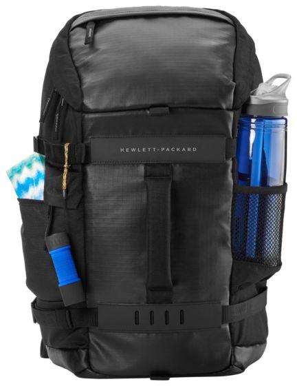 HP 15.6 in Black Odyssey Backpack
