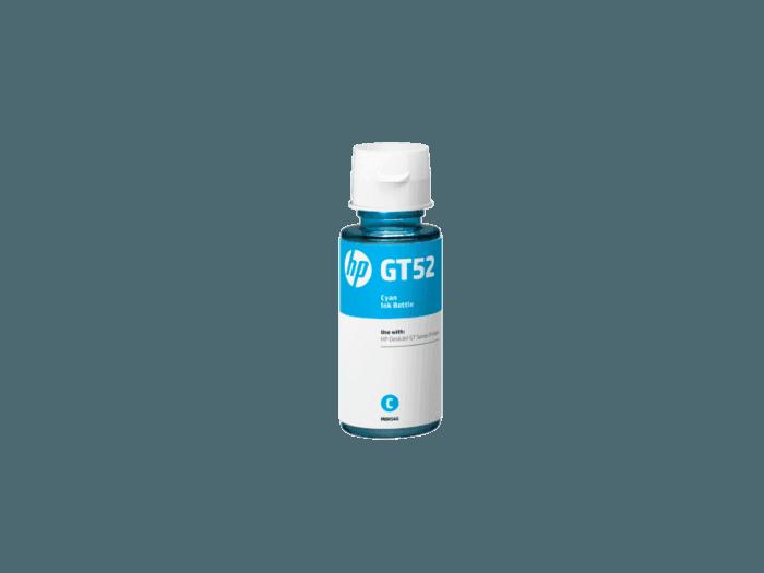 HP GT52青色原廠墨水瓶